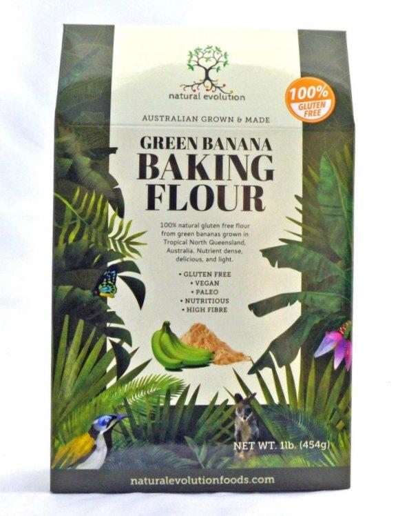 Banana Flour Paleo Gluten Free Vegan